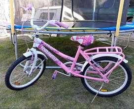Bicicleta Rodado 20 - Nueva
