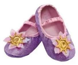 Zapatos Disfraz Disney Rapunzel