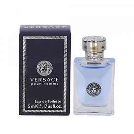 Perfume Miniatura Versace Pour Homme 5ml Hombre Eros