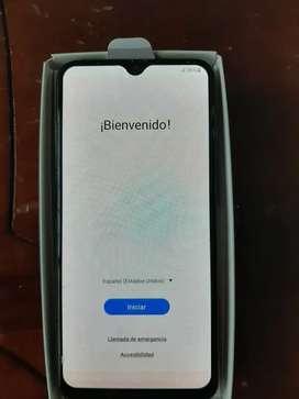 Vendo celular usado Samsung Galaxy A20 excelente estado