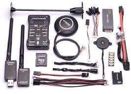 drone controladora de vuelo pixhawk pix4 completa