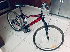 Bicicleta Bessati Terrano