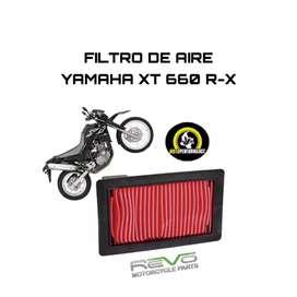 Filtro de aire Yamaha XT 660