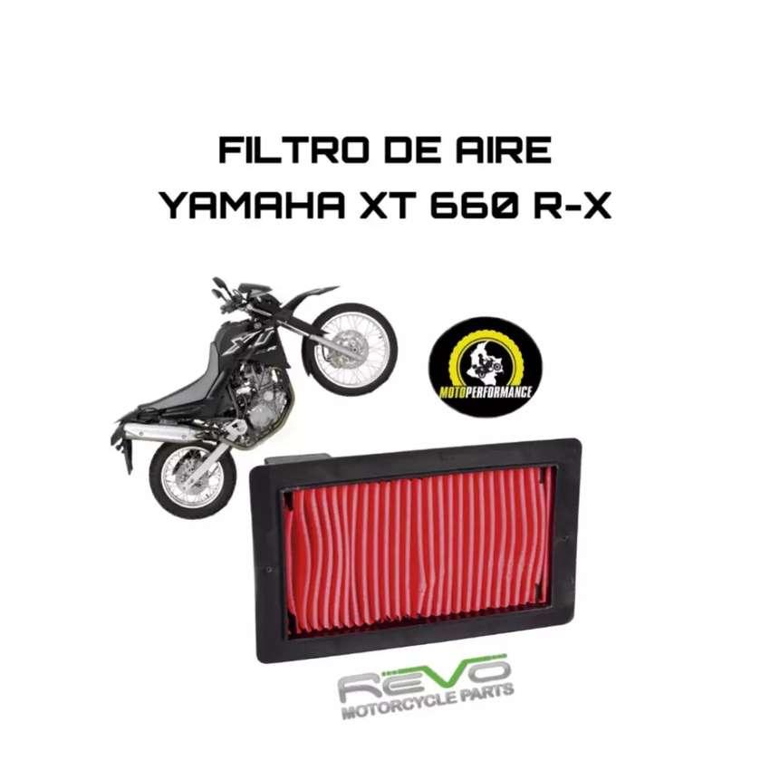 Filtro de aire Yamaha XT 660 0