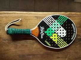 Par de raquetas Paletas de paddle