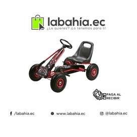 Carro a Pedal triciclo formula 1 go kart