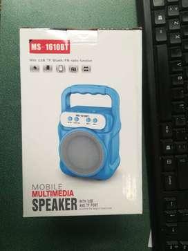 Parlante Bluetooth MS-1610BT