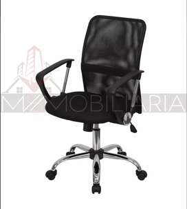 Silla de oficina ejecutiva ergonomica