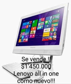 Oferta!! Pc Lenovo All in one C40-05
