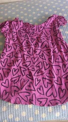 Blusa de niña  talla 14-16