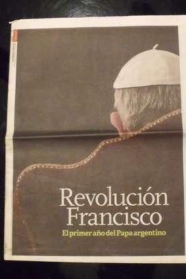 Suplemento Clarin Papa Francisco Año 2014
