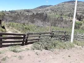 Amplio terreno en Cevallos