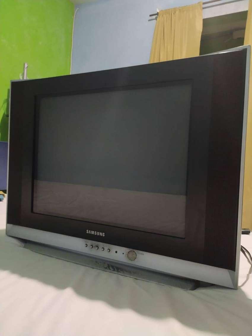 Televisor Samsung Cl21m40mq De 21 Pulgadas 0