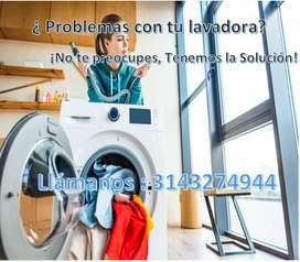 Reparacion y Mantenimiento de lavadoras en Cartagena