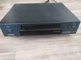 VHS Samsung usado funcional