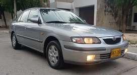 Hermoso Mazda, único dueño.