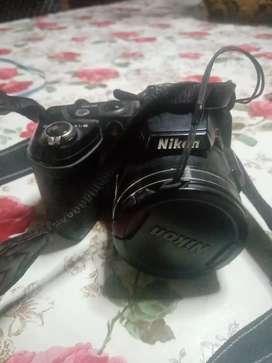 Vendo Nikon coolpix l120