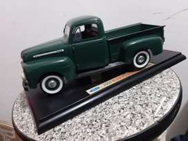 Camioneta ford  f1  welly