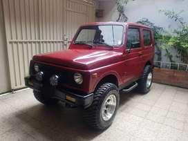 Suzuki sj413 año 85