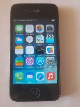 IPhone 4 negro original