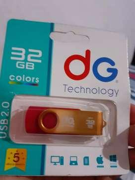 USB nueva marca dg