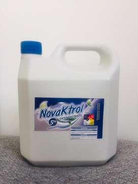 Amonio de cuaternario (Desinfectante)