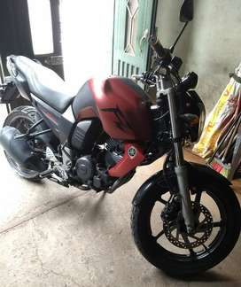 Vendo Motocicleta Yamaha Fz 16