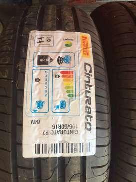 Vendo 2 neumatico pirelli 195/50/R16 (nuevoo)