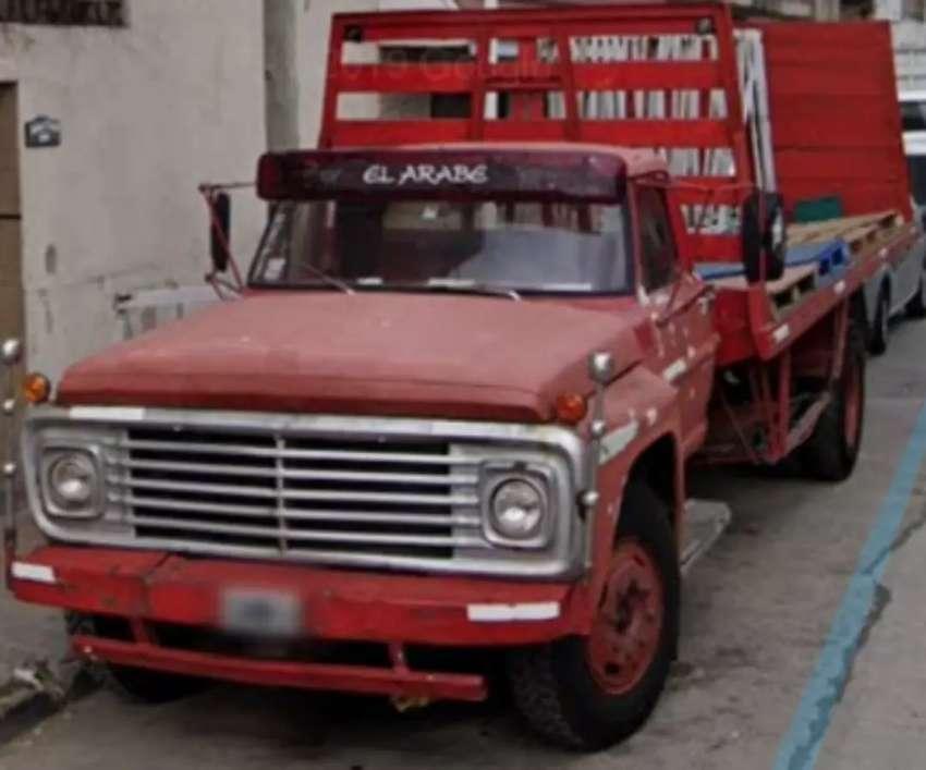 Vendo o permuto ford 700 0