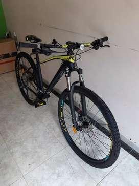 Vendo Bicicleta OPTIMUS TUCANA 8 velocidades Talla S rin 29