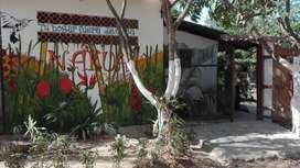 Vendo propiedad en Palomino, Guajira.