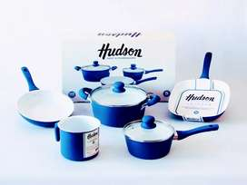 Set hudson blue