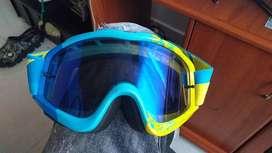 Gafas Fly Racing amarillo y azul