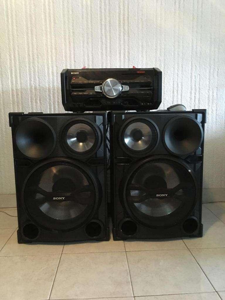 Vendo equipo de sonido SONY FST-SH2000 0