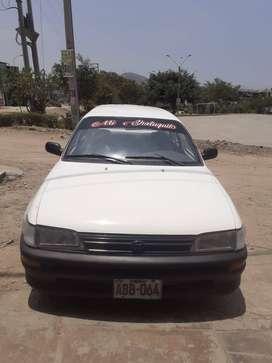 Toyota corola del 96 petrolero