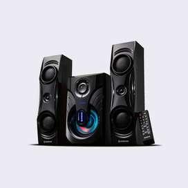 Teatro En Casa Bluetooth Sonivox Vs-ht1846 Fm, Usb, Sd 2.1ch