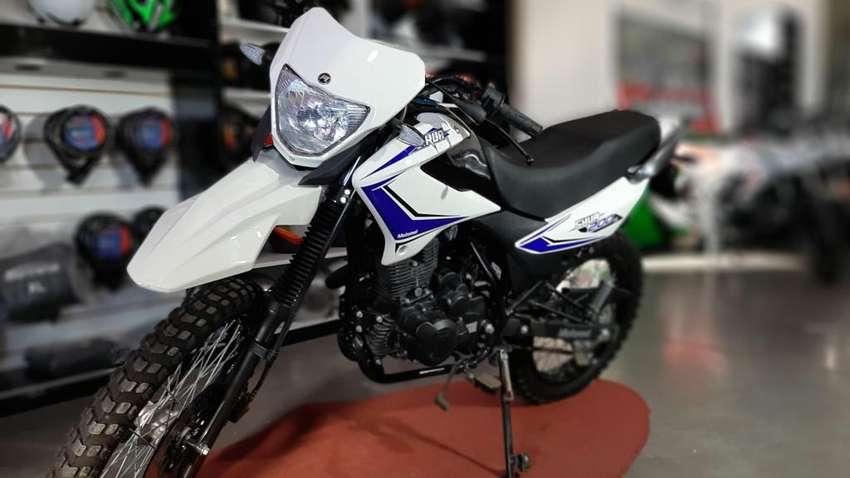 Motomel Skua 200cc New V6 .. 0km..super Precios Al Contado 0
