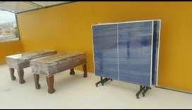 Mesas de Futbolin Y Ping Pong
