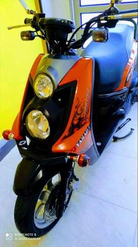 Super Ganga Moto como Nueva