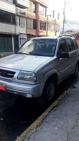 Grand Vitara 2002 4x4 automático