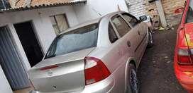 Se vende carro  corsa evolucion  2004