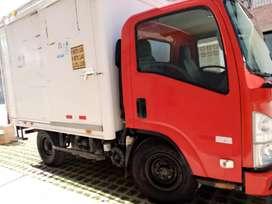 Camioncito muy conservadoMarca ISUZU