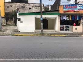 Local en la calle Galapagos y Latacunga