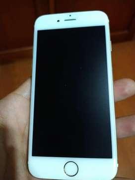 iPhone 6S - 128GB Dorado como Nuevo iCloud libre