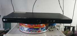 Reproductor dvd funcional LG