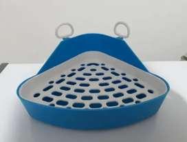 Esquinero Para Conejos (Baño)