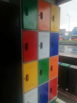 Lockers de 12