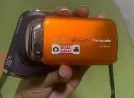 Dual cámara acuática panasonic negociable