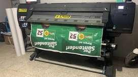 Impresora Marca hp Latex ...