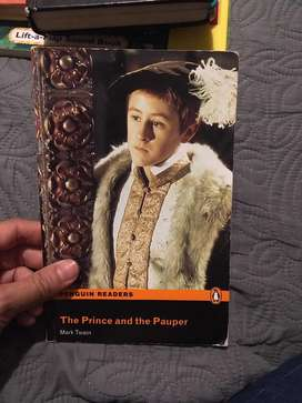 Libro en inglés: The prince and the Pauper